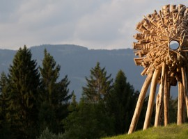 Arte Sella, open-air museum in Italy