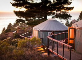 Treebone Resort, Big Sur, California