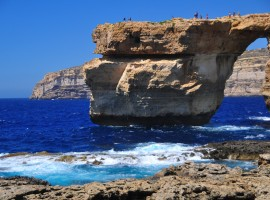 Gozo, Malta - one of the green destinations to visit this year