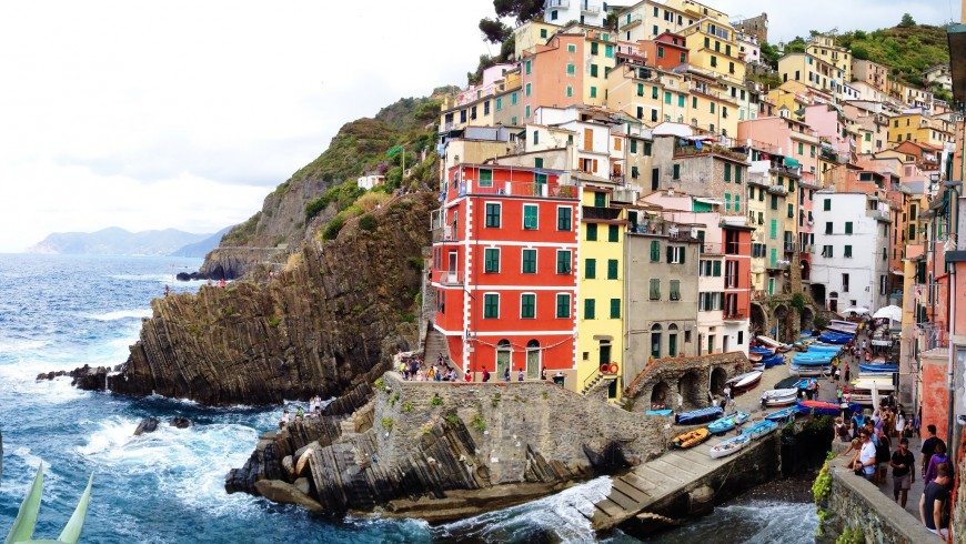 Riomaggiore, one of the most beautiful villages in the world