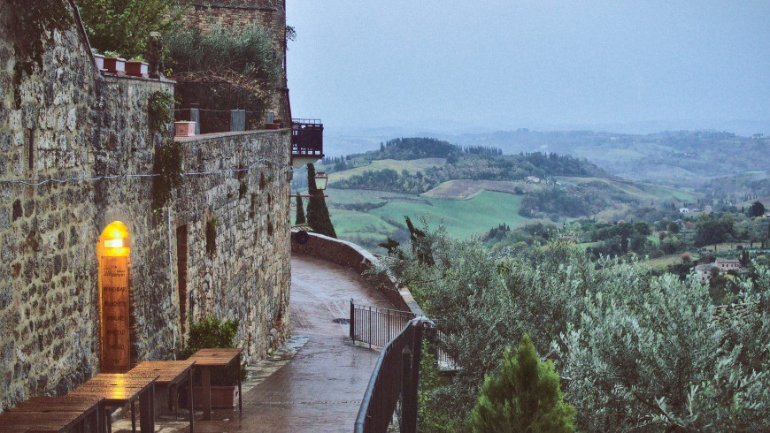 San Gimignano, one of the most beautiful villages of Italy