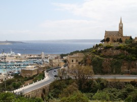 Gozo, Malta- one of the green destinations to visit this year