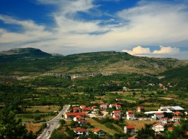 Drniš, Croatia - one of the green destinations to visit this year