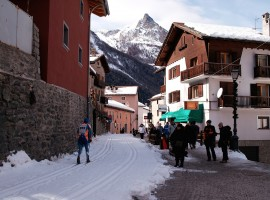 Cogne, Italy - one of the green destinations to visit this year