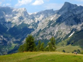 Werfenweng, Austria - one of the green destinations to visit this year