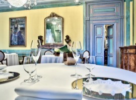 Villa Crespi, Green and Luxury Hotel in Italy