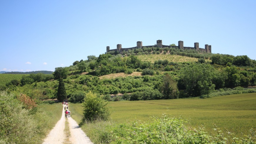 Via Francigena, one of the most beautiful hiking trails in the world