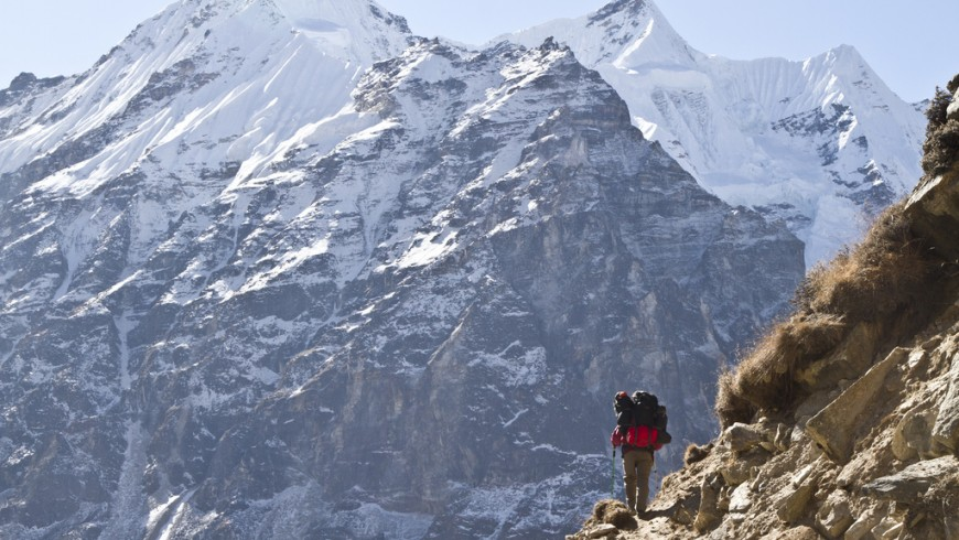 Great Himalaya Trail, one of the most beautiful hiking trails in the world