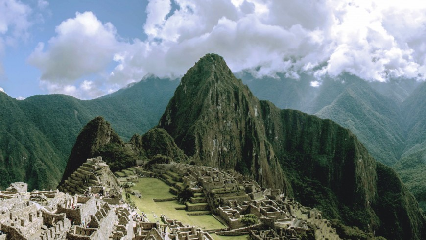 Inca Trail is one of the most beautiful hiking trails in the world