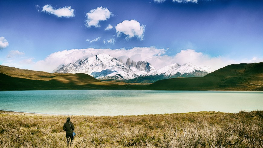 Torres del Paine, one of the most beautiful national parks in the world