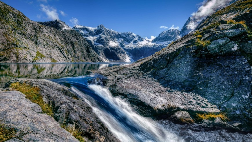 Fiordland, one of the most beautiful national parks in the world