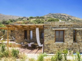 Tinos Ecolodge, eco-friendly holiday homes in Greece