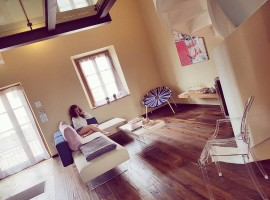 Chianti B&B Design: style and sustainability in Tuscany