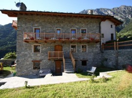 Where to sleep in Aosta Valley