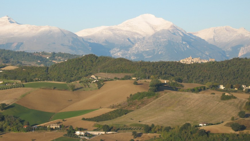 Montalto: the slow Marche (Italy) between nature and sea