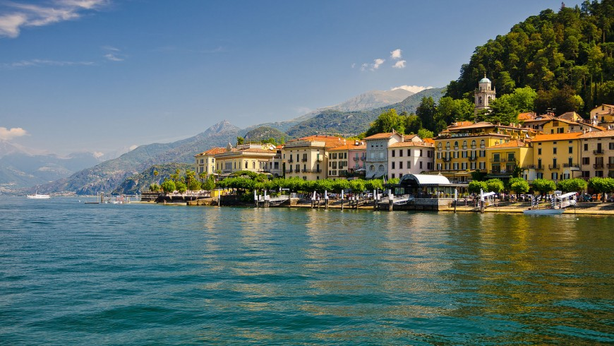 The pearl of Lake Como, Bellagio