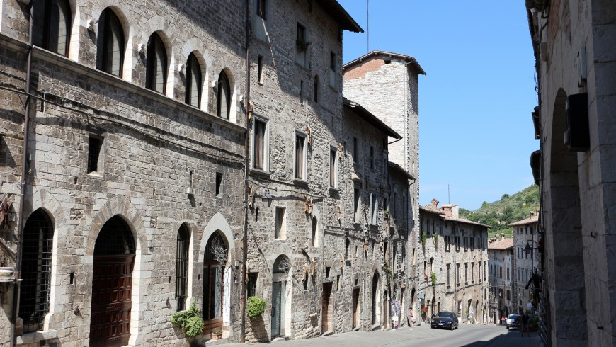 The Way of St. Francis to discover Umbria