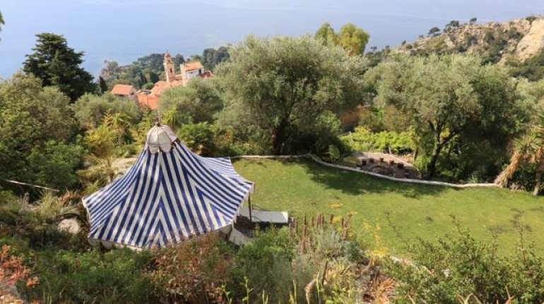 A holiday by electric car in Italy: The Mortola Tower Luxury Eco Resort