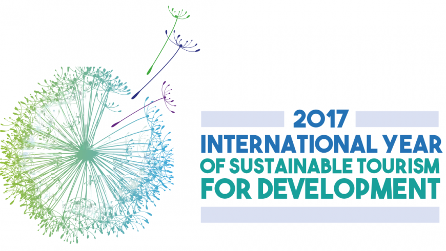 2017 International Year of Sustainable Tourism for Development
