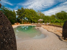 A holiday by electric car in Italy: Agriturismo Biologico Sant'Egle