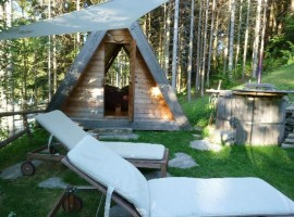 Eco camping in Bled