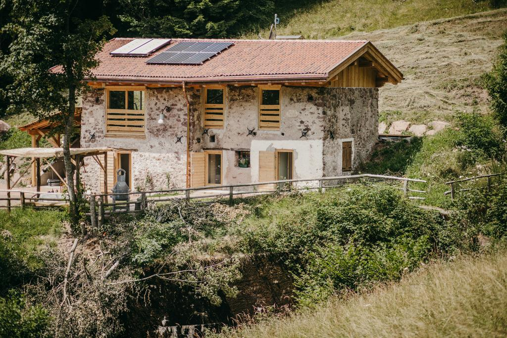 Eco-chalet Odomi in the Valle dei Mocheni