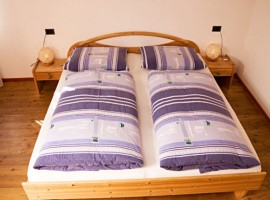 Double room, Appartamento Schatzer, green vacation