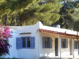 The Farmhouse from the outside, Greece, green tourist facilities