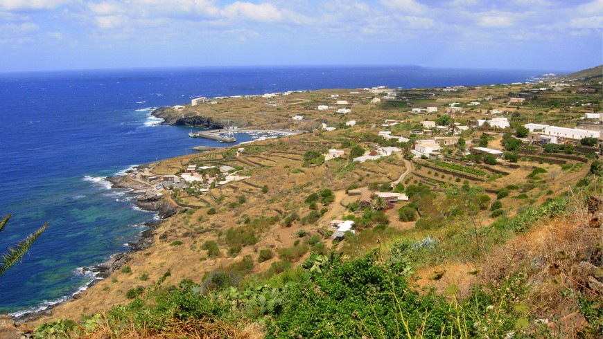 Island of Pantelleria, photo via Wikimedia Commons