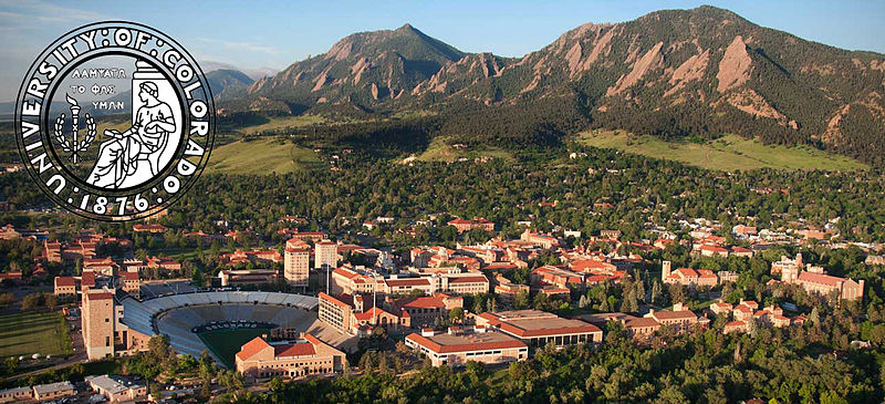 University of Boulder. Colorado, air pollution research photo by Wikimedia Commons