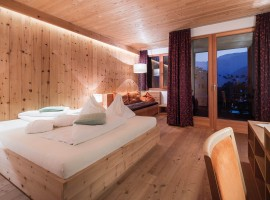Eco-resort in South Tyrol