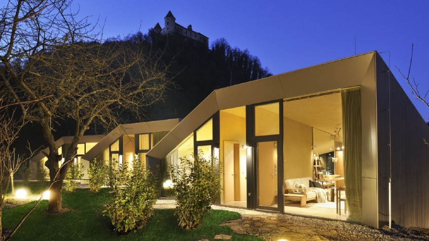 Ecological apartments in Slovenia