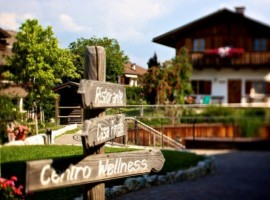 Wellness holiday in a Trentino's chalet