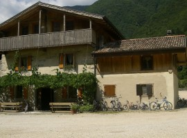 Casa Essenia, an ancient farm just a few steps from Lake Garda