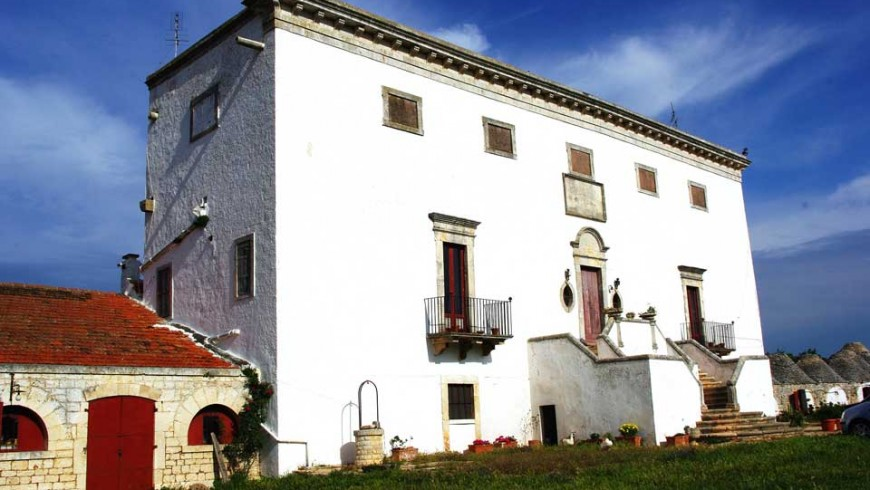 Your eco-friendly accommodation in the Murge area, Apulia