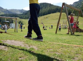 Playground in Valbona, Moena