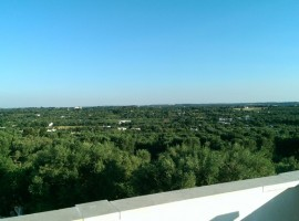 Puglia by bike with the whole family