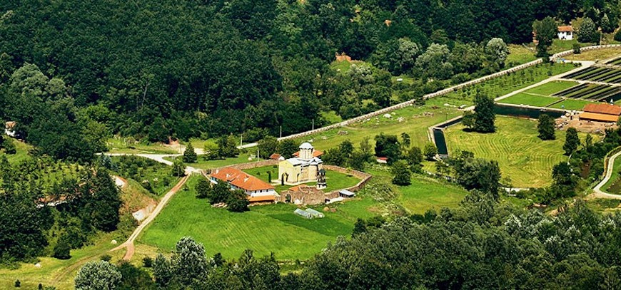 Discovering the typical villages of Serbia