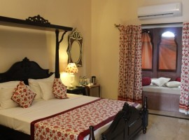 Luxurious eco-stay in India