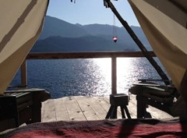 Digital detox at Out There - Off Grid Private Island
