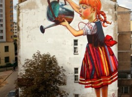 """""""Where once there was a flower"""" by Natalia Rak. Photo via Focus"""