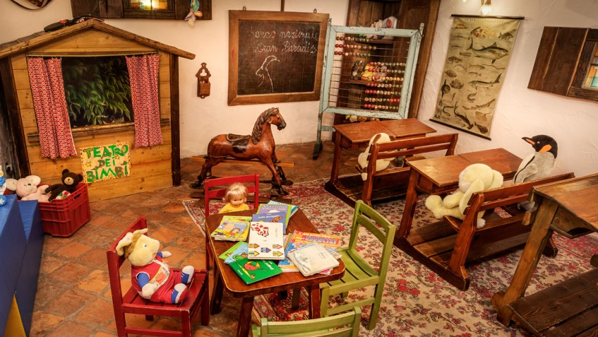 Child-friendly hotel in Cogne