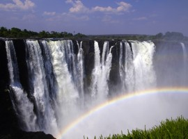 Victoria Falls, photo by Simone Priori on Flickr