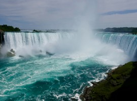 Niagara Falls, photo by Edward Koorey on Unsplash
