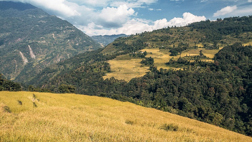 agroecology in Sikkim