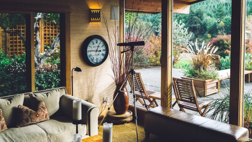 eco trend: Choosing green sustainable accommodations