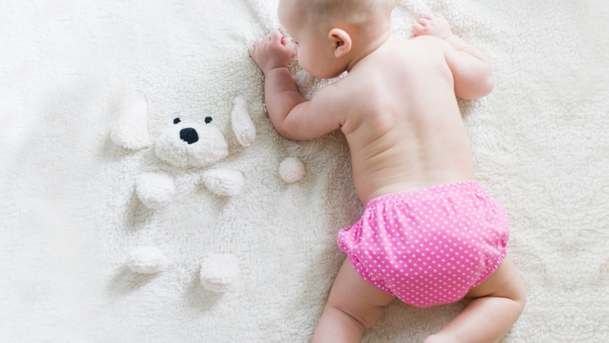 green habits: Prefer washable nappies
