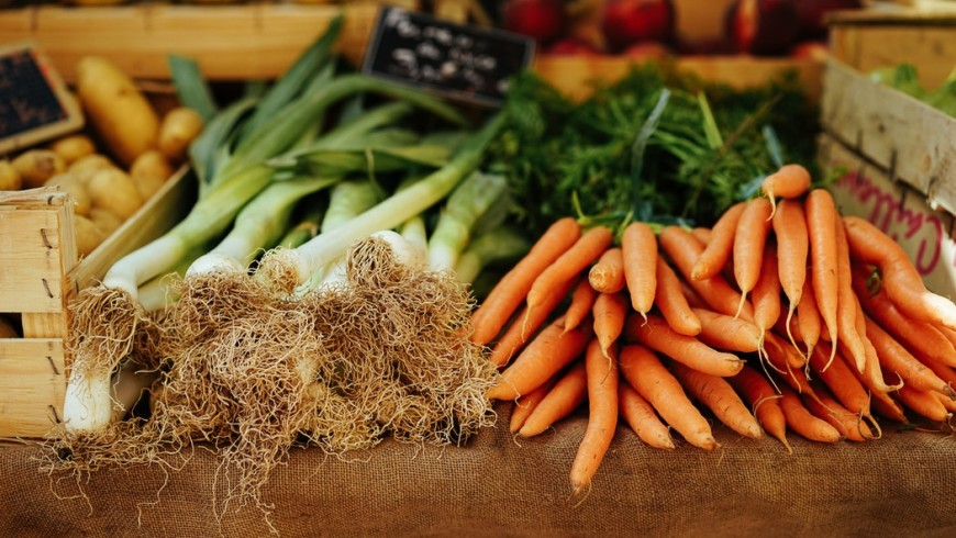 Local Fruit and Vegetables in Verona's Farmer Markets