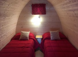 Casa Bianca: not only Camping, but also Glamping