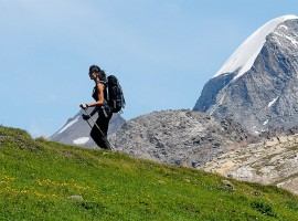 Excursion from the Alpine Pearl of Ceresole Reale